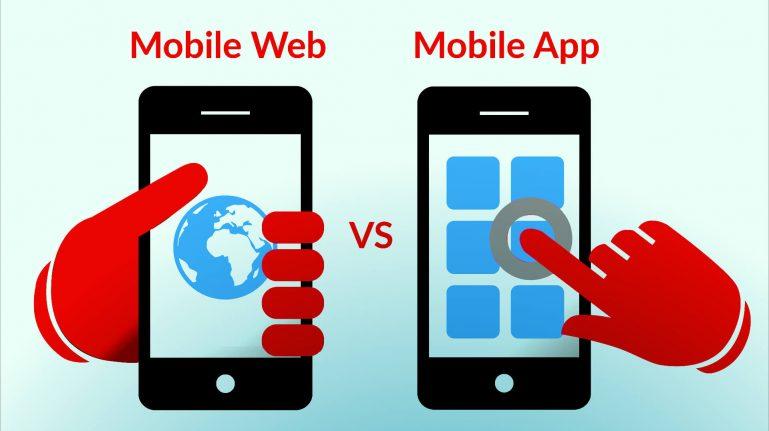 Sitio web móvil o Aplicación móvil ¿Cual es mejor para mi?